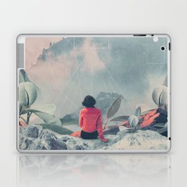 Lost in the 17th Dimension Laptop & iPad Skin
