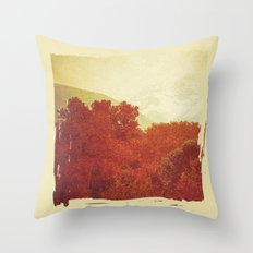 Where They Made Love Throw Pillow