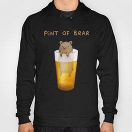 Pint of Bear Hoody