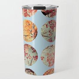 Cloud Inkblot Travel Mug
