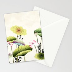LIKE A FLOWER XLII Stationery Cards