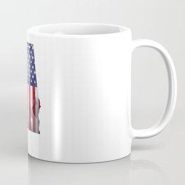 My Heart is in Alabama State United States Coffee Mug