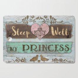 My Princess Cutting Board
