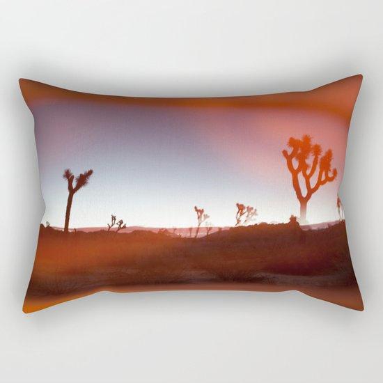 Outbound I Rectangular Pillow