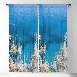 Capri Florals Blackout Curtain