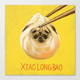 Xiao Long Bao Canvas Print