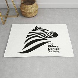 Ehlers-Danlos Society - Big Logo Rug