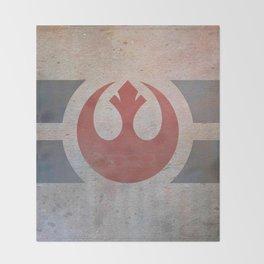 Rebellion Throw Blanket