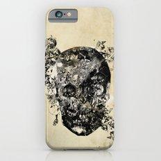 skull crystallisation iPhone 6s Slim Case