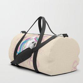 Frenchie Unicorn Duffle Bag