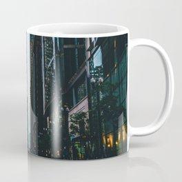 Chic City View (Color) Coffee Mug