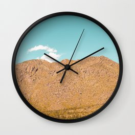Landscape Joshua Tree 7347 Wall Clock