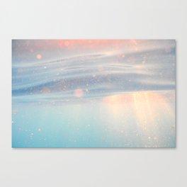 Ocean Light Water Canvas Print
