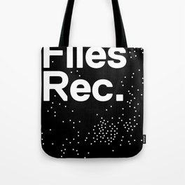 Files Rec Logo Tote Bag