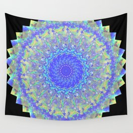 Fluid Abstract 30 Wall Tapestry