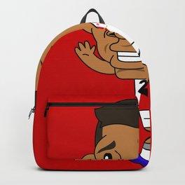Orejas Flores GaddiCaturas Backpack