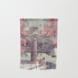Waiting for my Loneliness to Forgive Me Wall Hanging