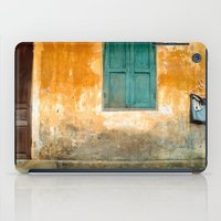 vietnam iPad Cases featuring Antique Chinese Wall - VIETNAM by CAPTAINSILVA