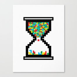 Game Time Canvas Print