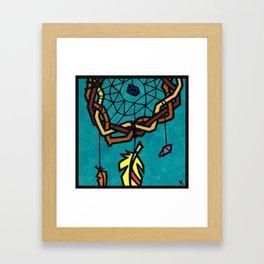 MiniPop16|DreamCatcher Framed Art Print
