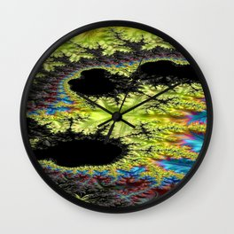 Disbelieving Incisor 2 Wall Clock