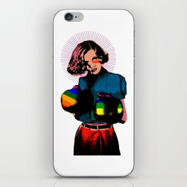 Women's Rights iPhone Skin