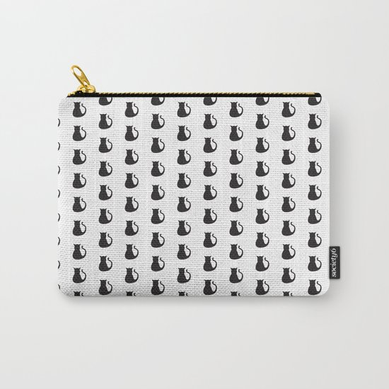 The Cats Meow Carry-All Pouch