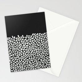 Half Empty or Half Full? Stationery Cards