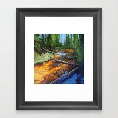 Gold Rush! Framed Art Print