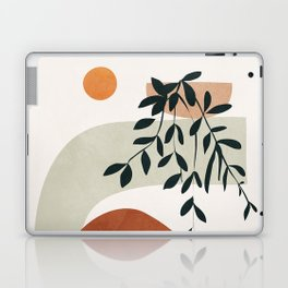 Soft Shapes I Laptop & iPad Skin