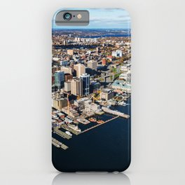Halifax Waterfront iPhone Case