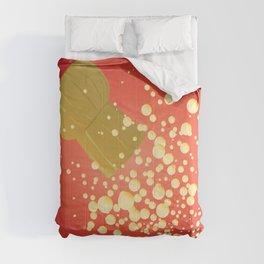 Flying Cork Comforters