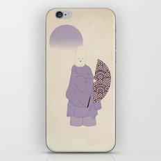 k a b u k i p o e t iPhone & iPod Skin