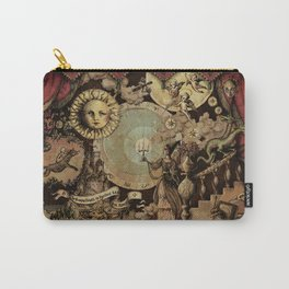 The mediaeval theater Carry-All Pouch