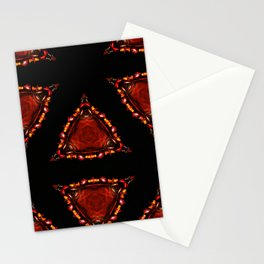 Tribal Desire Stationery Cards
