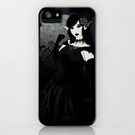 Gothic Victorian iPhone Case