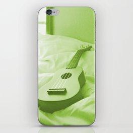 Uke Spring Green iPhone Skin