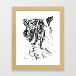 Concerto Antica Framed Art Print
