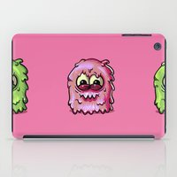 furry iPad Cases featuring Furry 2 by Keyspice