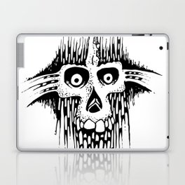 Skully Line Laptop & iPad Skin
