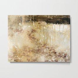 abstrakt Metal Print