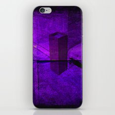 CENDRIER iPhone & iPod Skin