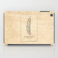 bookworm iPad Cases featuring BOOKWORM by Lestaret
