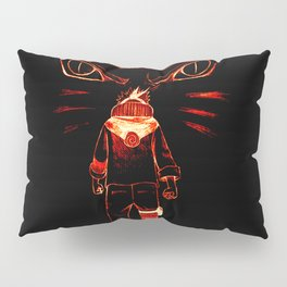 Noisy Ninja Pillow Sham