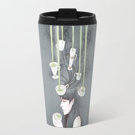 Tea Tree Travel Mug