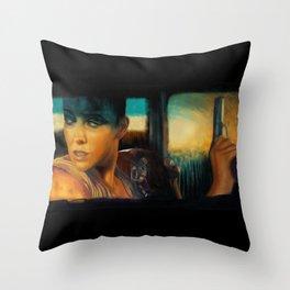Imperator Furiosa Throw Pillow