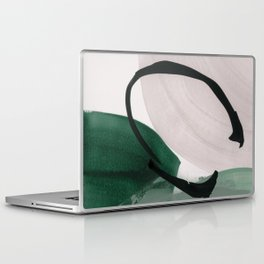 minimalist painting 01 Laptop & iPad Skin