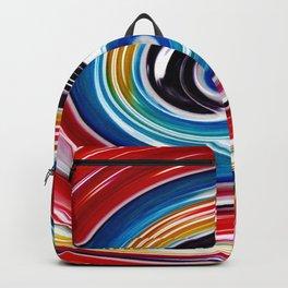 Lollipop Swirls - Rainbow Backpack