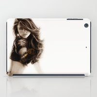 selena iPad Cases featuring Selena-Q by Isaiah K. Stephens