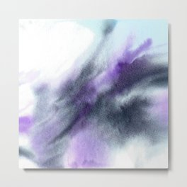 Abstract #41 Metal Print